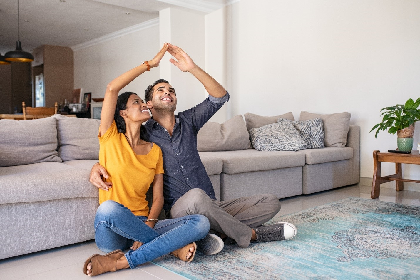 Buy a Home in Your Wife's Name